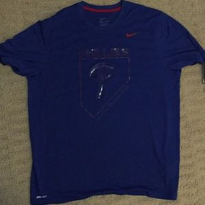 Other - Nike Phillies Dry-Fit XL NEW